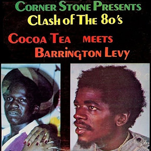 Clash of the 80s (withCocoa Tea)